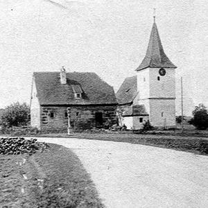 Poppendorf Kirche
