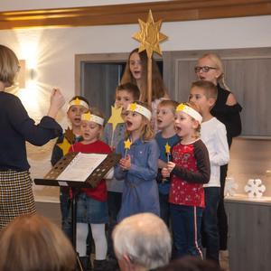Weihnachtsfeier Liederkranz Poppendorf